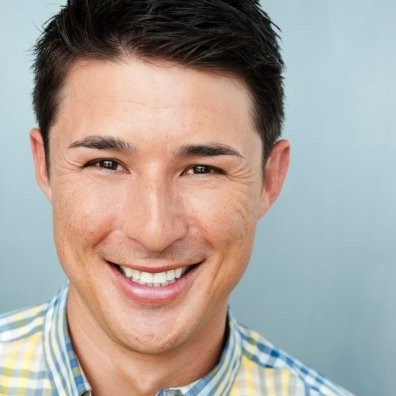 headshot of Aaron Monson.